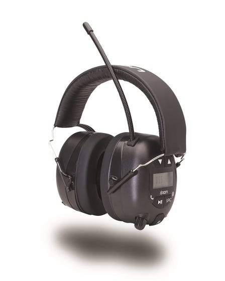 ION ToughSounds Hearing Protection BT Headphones