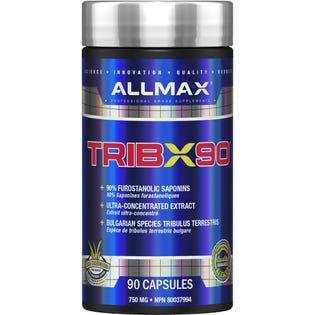 Allmax TribX 750 mg (90 gélules)