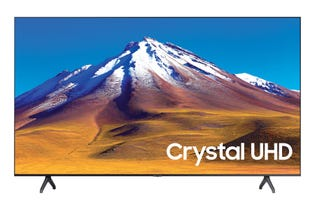 "Samsung 65"" 4K Smart TV UN65TU6900FXZC"