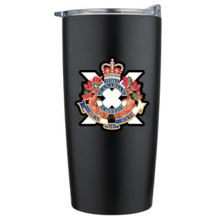 Canadian Scottish Regt. Tumbler