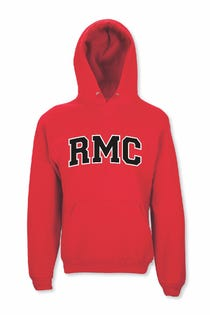 RMC Hoodie Red