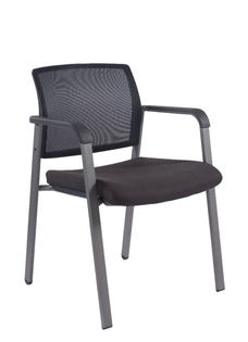 TygerClaw Low Back Mesh Guest Chair TYFC20033 (EA1)