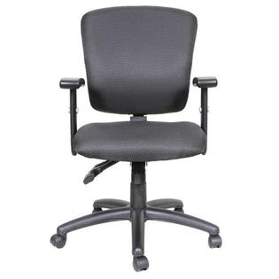 Tygerclaw Mid Back Fabric Office Chair TYFC2312 EA1
