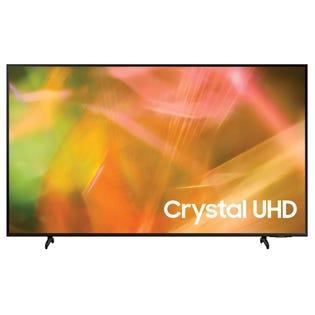 """Samsung 65"""" Smart 4K TV AU8000 Series UN65AU8000FXZC"""