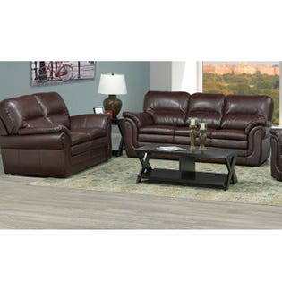 Fancy Andrew Sofa Brown 4000-S
