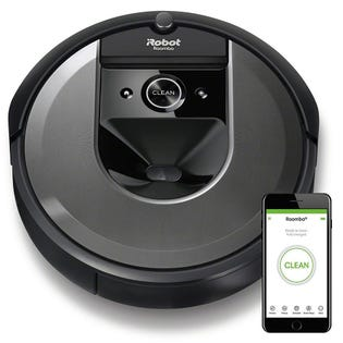 iROBOT Roomba i7 Connected Robot Vacuum