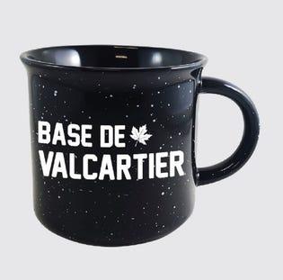 Tasse en céramique de la Base de Valcartier