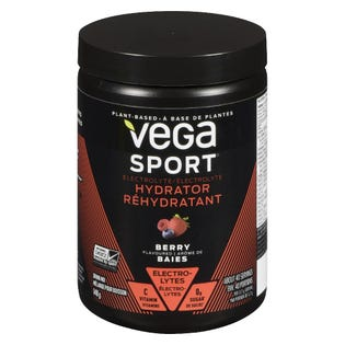 Vega Electrolyte Hydrateur Baie 148g