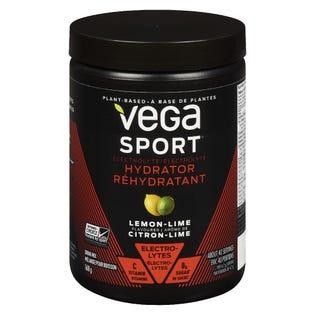 Vega Electrolyte Hydrator Lemon Citron Vert 168g