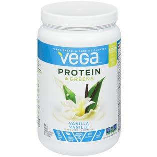 Vega Protéine et Legumes Vanille 614g