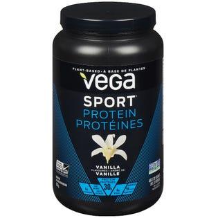 Vega Sport Protéine Vanille 828g