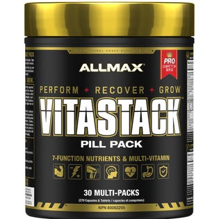 Allmax Vitastack Pill Pack 30 portions