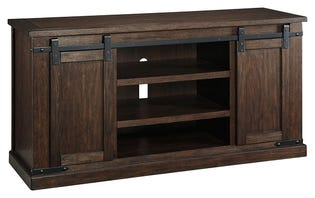 ASHLEY Large TV Stand Budmore