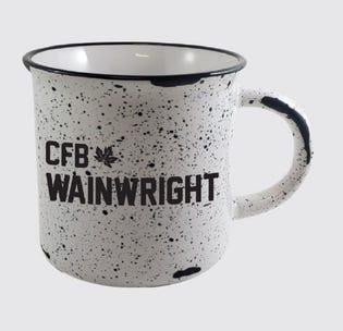 Tasse en céramique de la CFB Wainwright