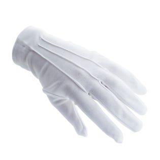 Parade gloves (white)