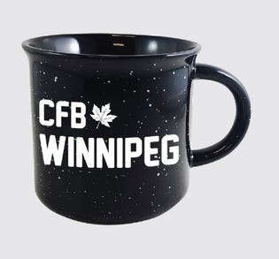 CFB Winnipeg Ceramic Mug
