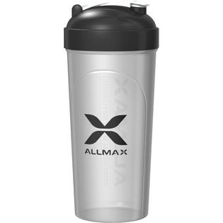 Coupe Allmax Shaker Clair/Noir 710ml