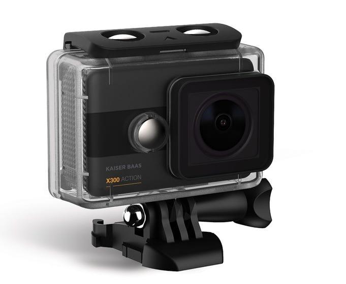 Kaiser Baas X300 Action Camera