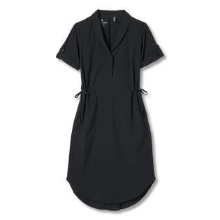 Royal Robbins Women's Spotless Traveler Dress Short Sleeve 037 (EA1)