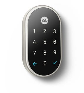 GOOGLE NEST Yale Doorlock