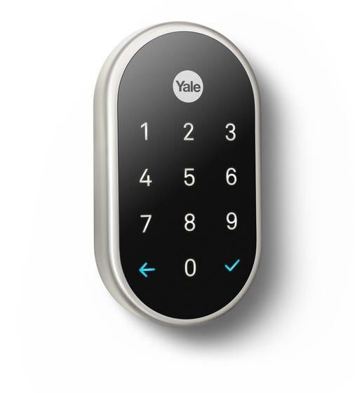 Google Nest Yale Doorlock RFB-YRD540-WV-619