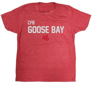 CFB Goose Bay Children/Youth T-Shirt