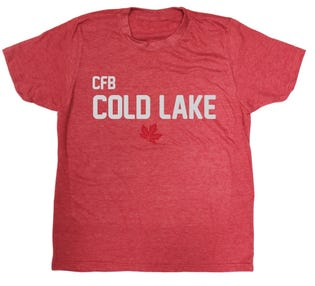 CFB Cold Lake Children/Youth T-Shirt