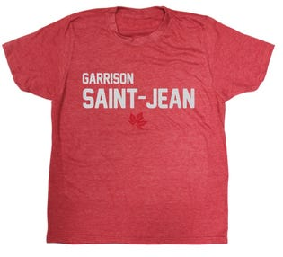 Garrison Saint-Jean Children/Youth T-Shirt