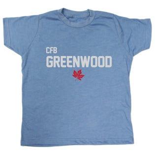 T-Shirt pour enfants/jeunes de la CFB Greenwood