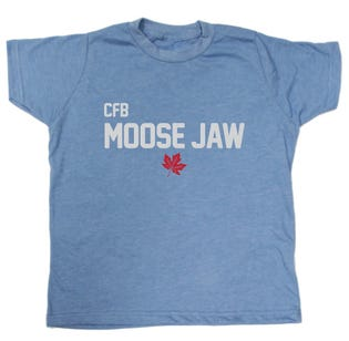 CFB Moose Jaw Children/Youth T-Shirt
