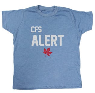 CFS Alert Children/Youth T-Shirt