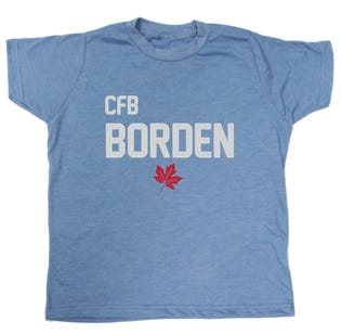 CFB Borden Children/Youth T-Shirt