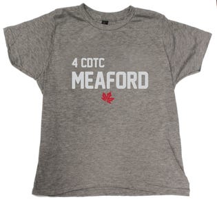 4 CDTC Meaford Children/Youth T-Shirt