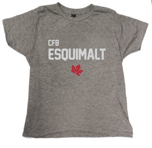 CFB Esquimalt Children/Youth T-Shirt
