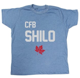 CFB Shilo Children/Youth T-Shirt