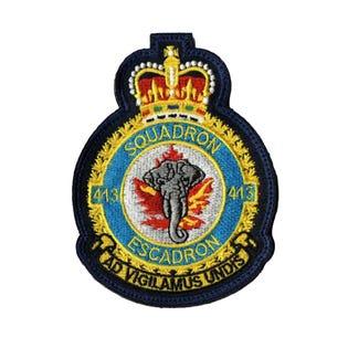 413 Sqn badge