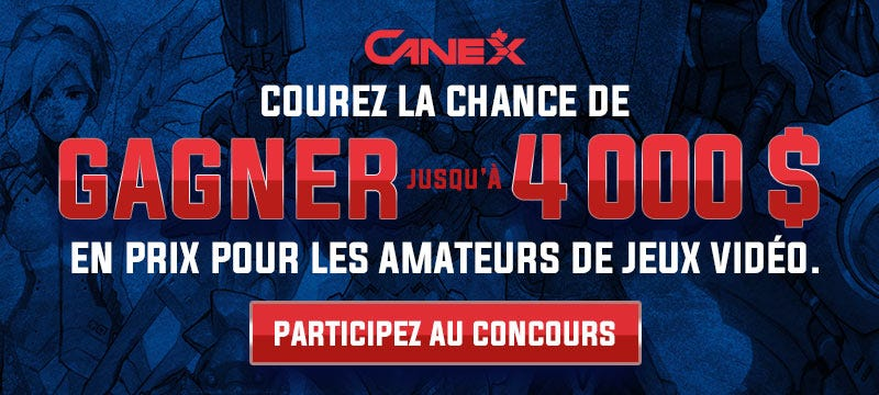 Game On Canex