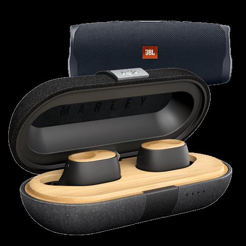 Haut-parleurs, casques d'écoute et barres de son Jusqu'à 60 $ de rabais