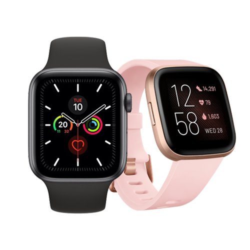 Activity Trackers & Smart Watches
