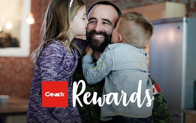 CANEX Rewards